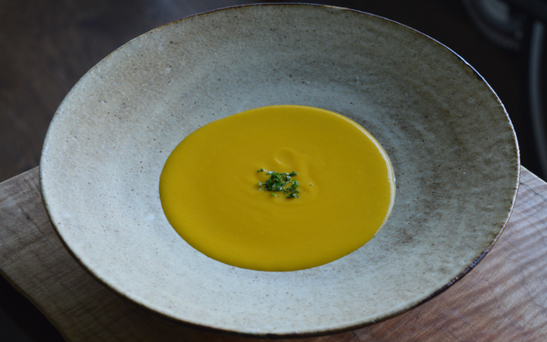 SOUL FOOD RECIPES: Roasted Carrot Soup