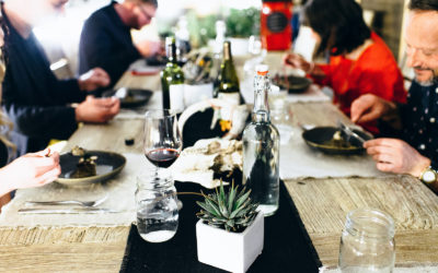 Spring is in Swing; So are Community Long Table Pop-Up Dinners!